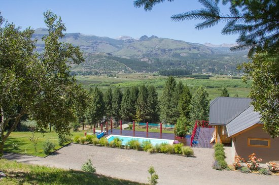Casona DelAlto: View from hotel