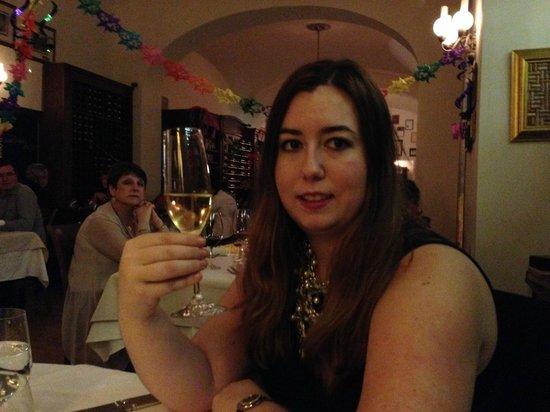 Tigris Restaurant: Tita