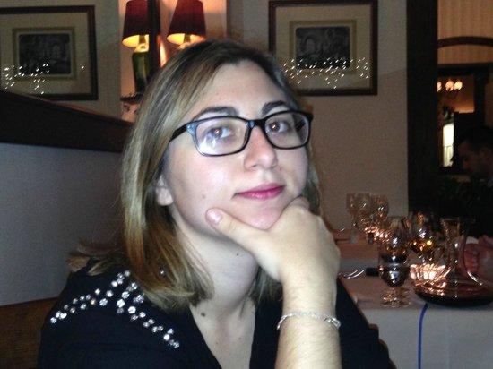 Tigris Restaurant : Andrea