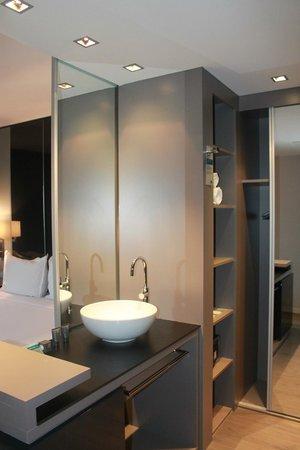 AC Hotel Sants : Lavandino