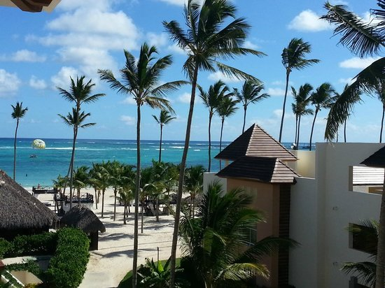 Secrets Royal Beach Punta Cana: Lovely view from the room