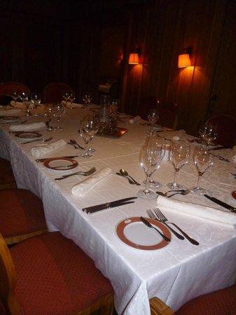 Hotel Real Palacio: comedor