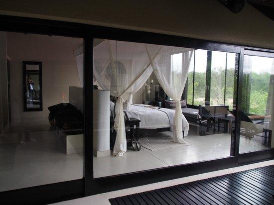 Lion Sands Ivory Lodge: bedroom