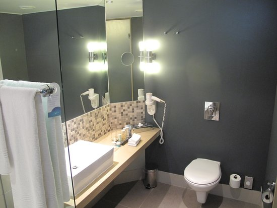 Radisson Blu Gautrain Hotel: Neat and clean restrooms