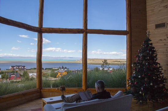 Blanca Patagonia: View from the picture window