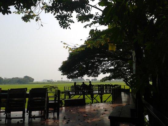 Baan Suan Mae La Ka Rong: The best scene