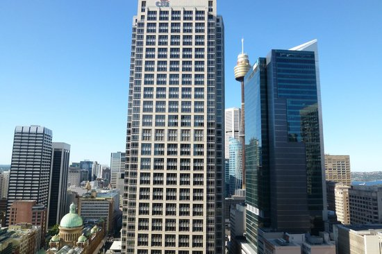 Meriton Serviced Apartments Pitt Street: view from 3904