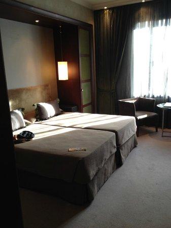 Hotel Barcelona Center: Rummet