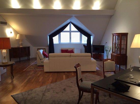 Casati Budapest Hotel: Suite 51
