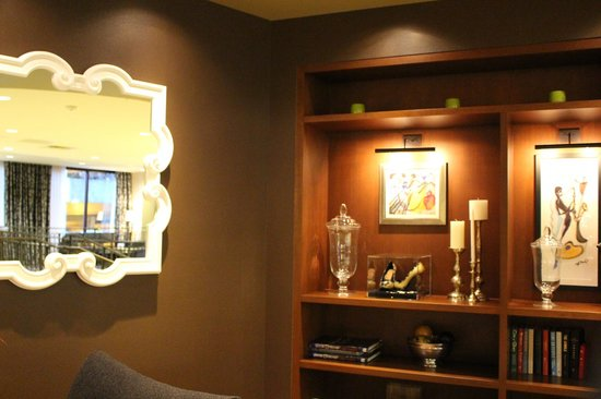 The Maxwell Hotel - A Piece of Pineapple Hospitality: hotel lobby