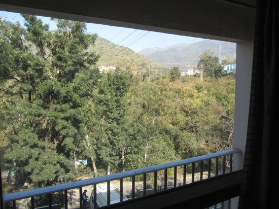 Hotel Shivalik: View from Room