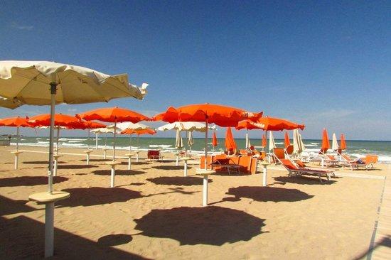Oasi Le Dune Resort: Spiaggia