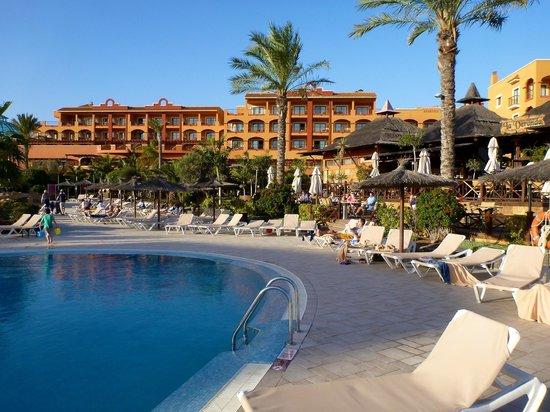 Sheraton Fuerteventura Beach, Golf & Spa Resort : One of the pools