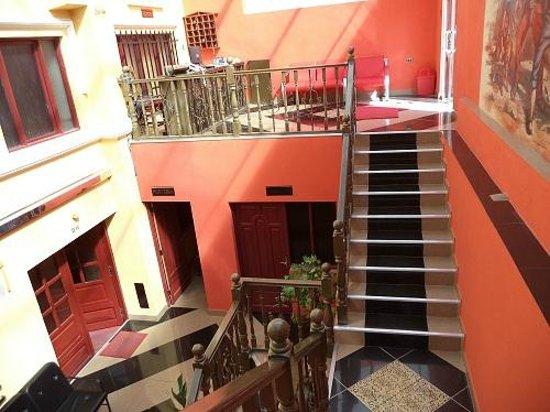 Apart Hotel Turquesa: RECEPCIÓN