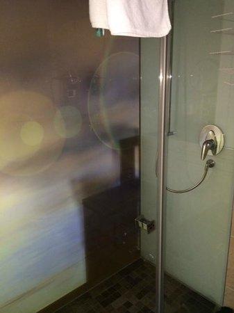Hotel Deutsche Eiche: Dusche