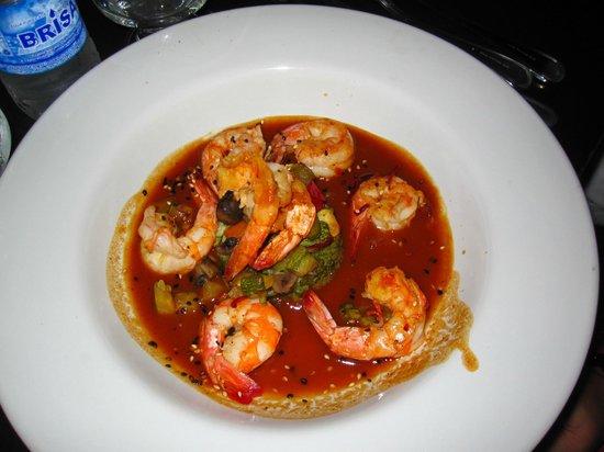 Kinta Mexican Bistro: Shrimps