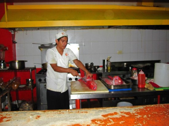 Kinta Mexican Bistro: A peak into the kitchen