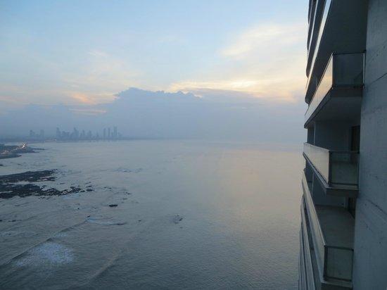 Trump International Hotel & Tower Panama: Pacific Ocean