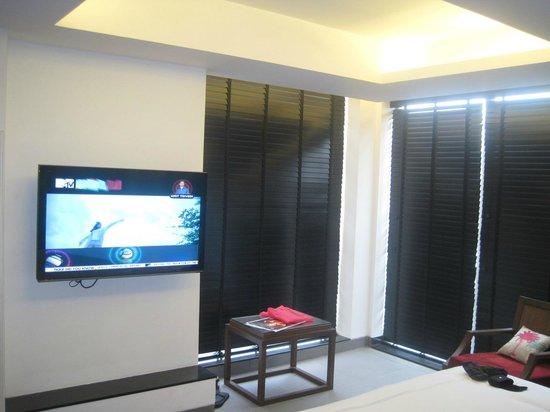 Hard Rock Hotel Goa: Room