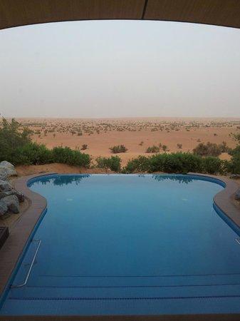 Al Maha, A Luxury Collection Desert Resort & Spa : Piscine privée