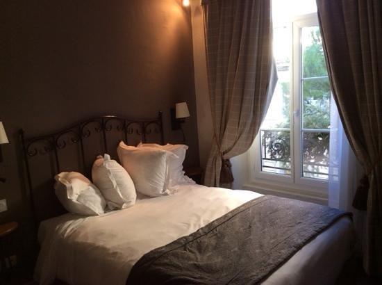 Hotel de l'Horloge : standard room
