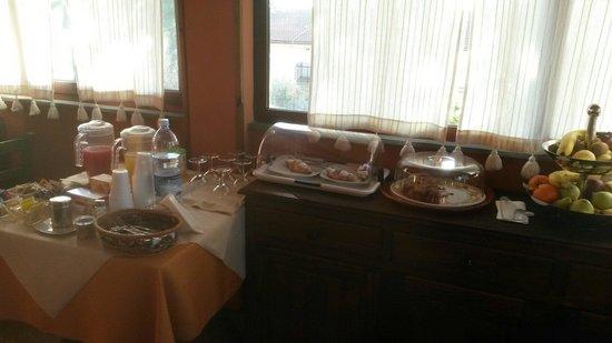 Hotel Alle Pendici Dell'Etna: La maggior parte dei prodotti fatti in casa....