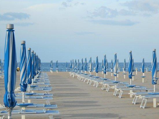 Hotel Mirador : пляж