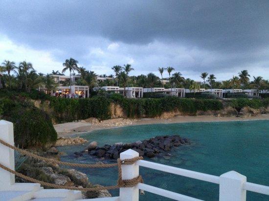 Viceroy Anguilla: beach and villa's