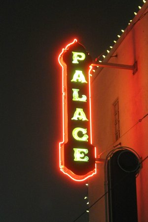 Palace Arts Center Theatre: The Palace where they performed in Grapevine, TX.