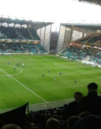 Easter Road Stadium: Easter Road