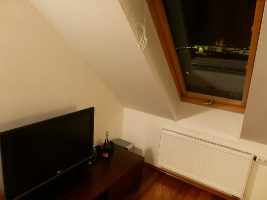 Prague City Apartments Residence Karolina: see the castle over the window! - no 51