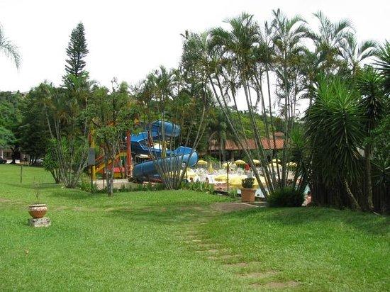 Hotel Fazenda Sao Joao : Área externa