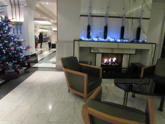 Hilton Prague Old Town : Lobby