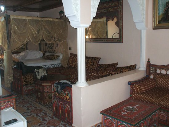Moroccan House Hotel: HABITACION DOBLE