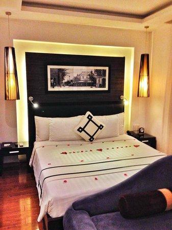 Hanoi Moment Hotel : Bedroom