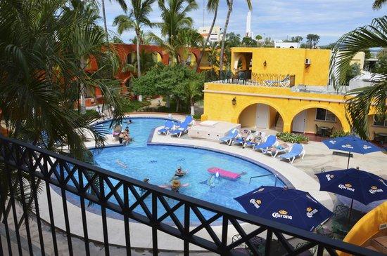 Hotel Mar de Cortez: Mar de Cortez