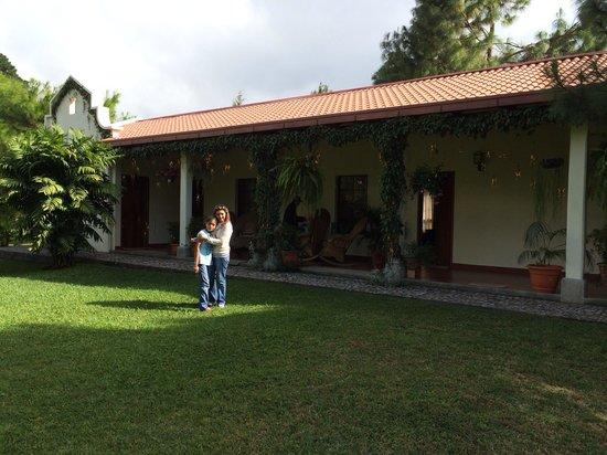 Casa Gaia: Lugar para descansar
