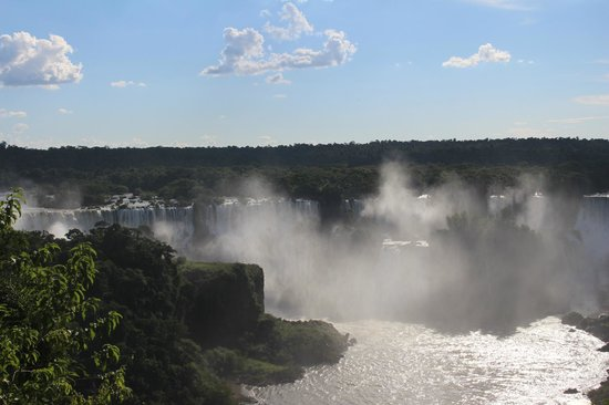 Belmond Hotel das Cataratas: view from hotel