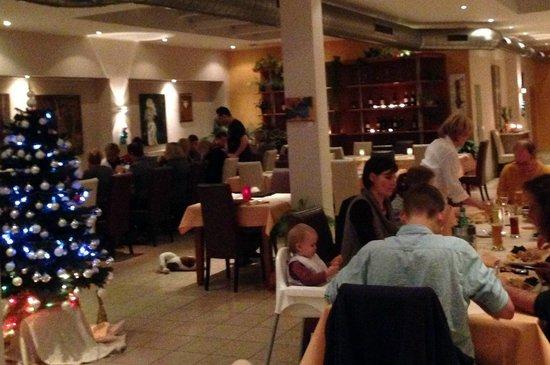 Weihnachtsessen Mönchengladbach.Restaurant La Forchetta Weihnachten Bild Von Restaurant La