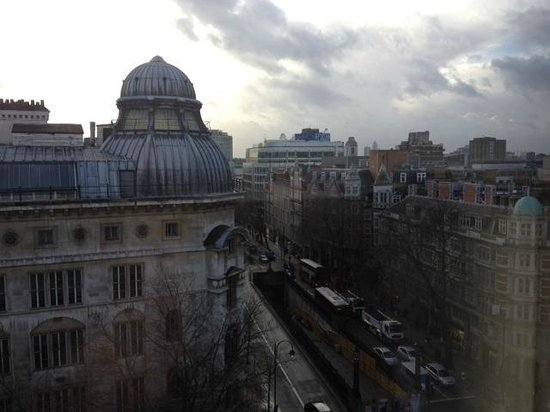 Grange Holborn Hotel: View from 7th Floor