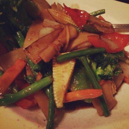 Denn Jai : Stir-fried vegetables