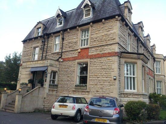 The Roseate Villa Bath: hotel exterior