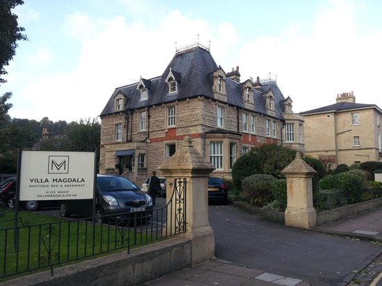 The Roseate Villa Bath: exterior