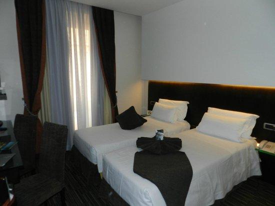 BEST WESTERN Hotel Universo: camas twin