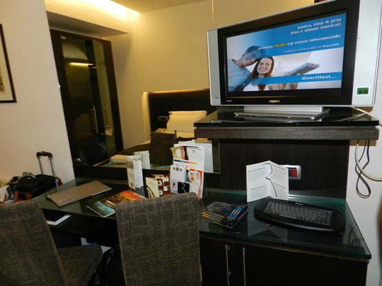 BEST WESTERN Hotel Universo: habitación