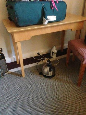 Millennium Hotel Rotorua: power point for jug