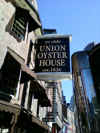 Freedom Trail: Union Oyster House