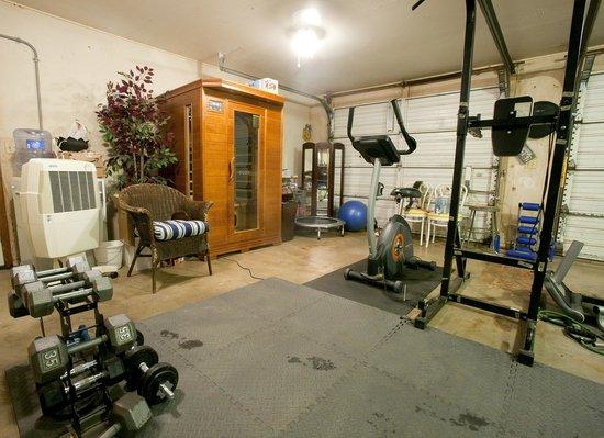 Sauna Wie Oft the workout center also has a dry infrared sauna. google the