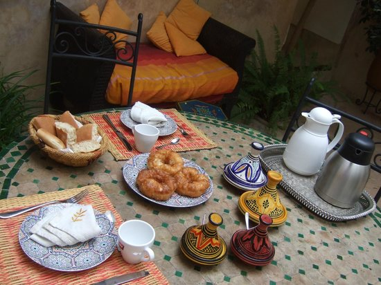 Dar Rania - Breakfast