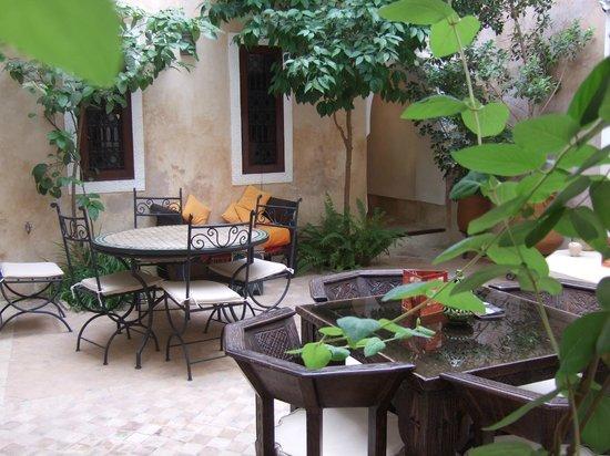 Dar Rania - Terrasse couverte pour abritée